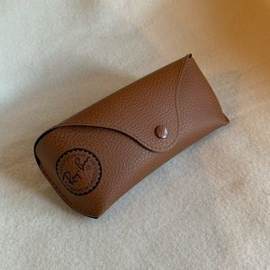 Ray Ban glasses case